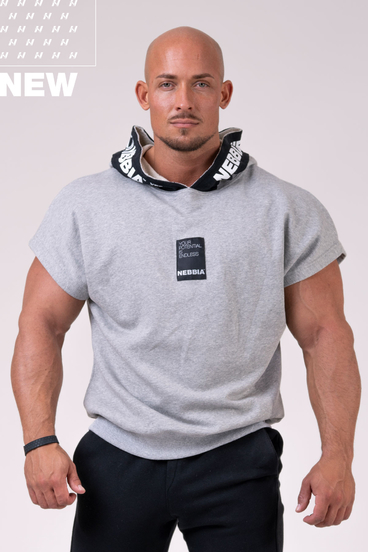 Nebbia Rag Top 175 NO LIMITS - Light Grey