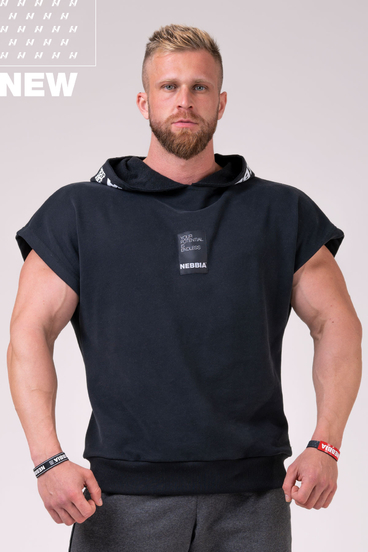Nebbia Rag Top 175 NO LIMITS - Black