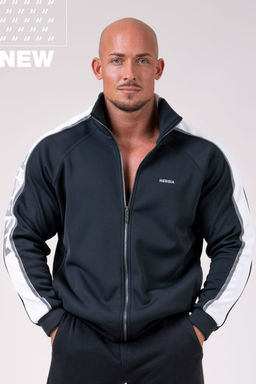 Nebbia Jacket 176 Champion - Black