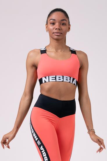 Nebbia Bra 535 Power Your Hero - Peach