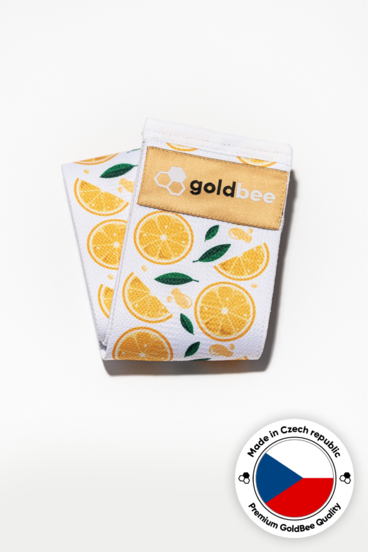 GoldBee Textile Band - Citrus