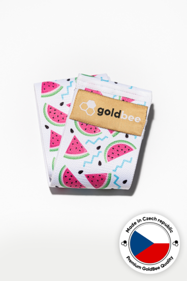 GoldBee Textile Band - Watermelon