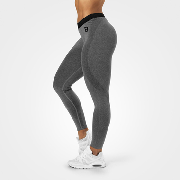 Better Bodies Leggings Astoria Curve Graphite Melange