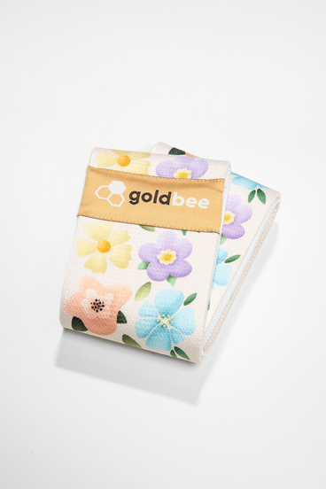 GoldBee Textile Band - Flower Garden