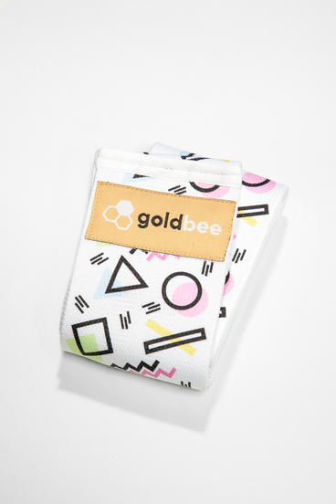 GoldBee Textile Band - Geometric