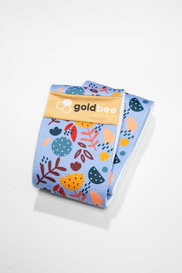 GoldBee Textile Band - Flower Mix