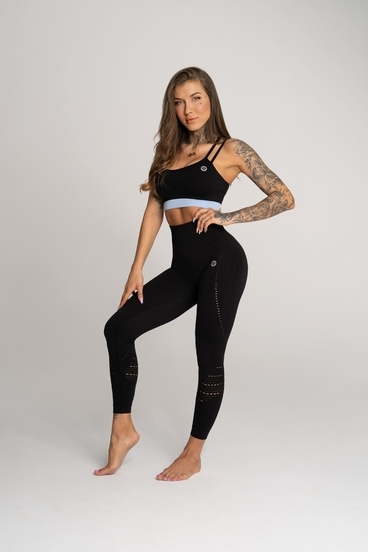 Gym Glamour Leggings Deynn Black
