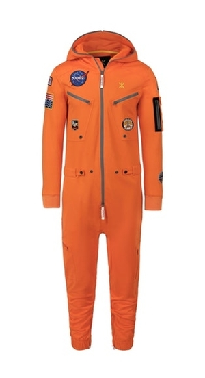 OnePiece AstroNOT Overal Orange