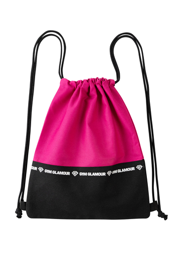 Gym Glamour bag - Jelly Berry