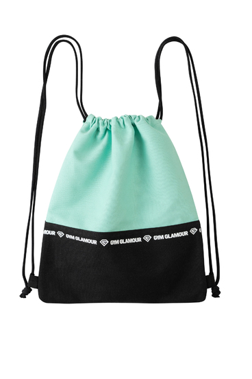 Gym Glamour bag - Mint