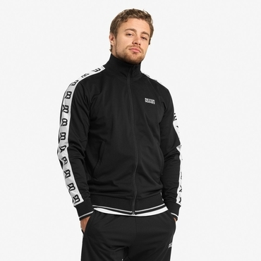 Better Bodies Jacket Bronx Track Black