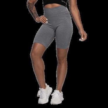 Better Bodies Shorts Rib Seamless Grey Melange