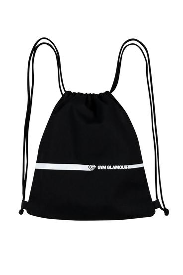 Gym Glamour Gym Bag - Black