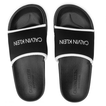 Calvin Klein Pantofle Core Neo Plus Black