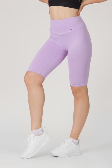 GoldBee Shorts Knee Lila