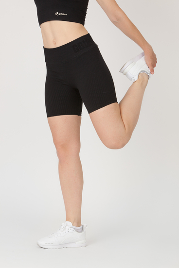 GoldBee Shorts BeSeamless Ribs Black
