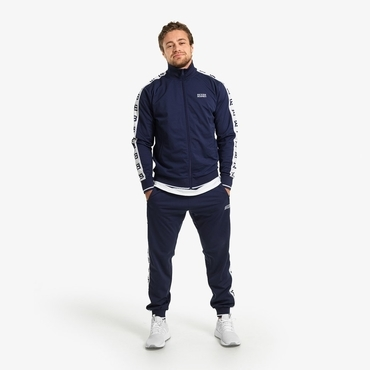 Better Bodies Jacket Bronx Track Dark Navy