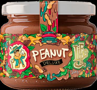 LifeLike Peanut Butter Deluxe - 300g