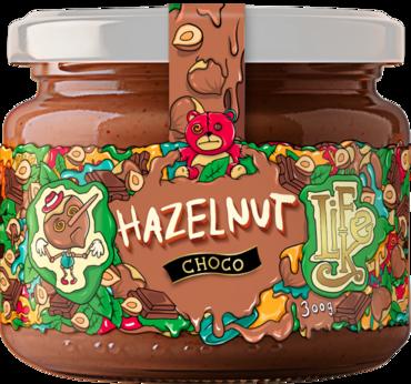 LifeLike Hazelnut Choco - 300g