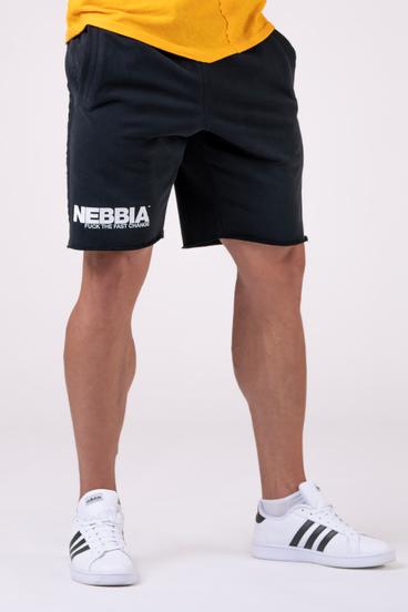 Nebbia Kraťase 179 Legday Hero - Černé