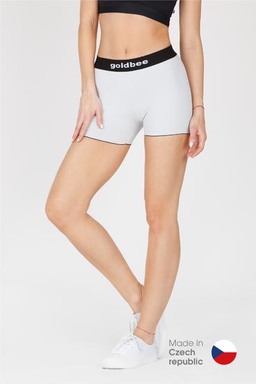 GoldBee Shorts BeCat Bright Silver