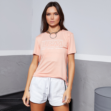 Labella T-shirt Salmon