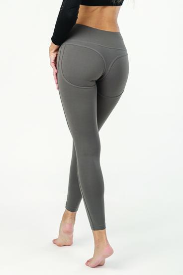 Naine 1.0. Push-up Leggings - Dark Grey