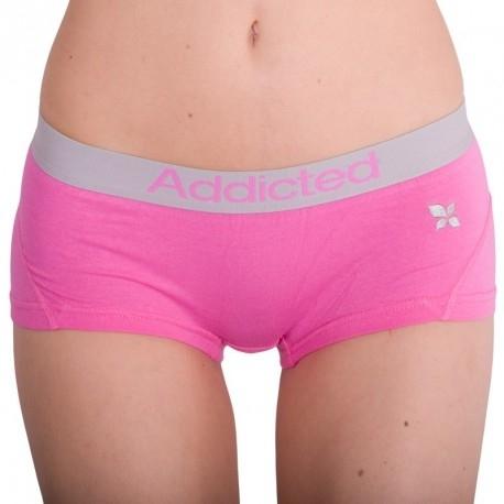 Addicted Kalhotky Růžové - 1