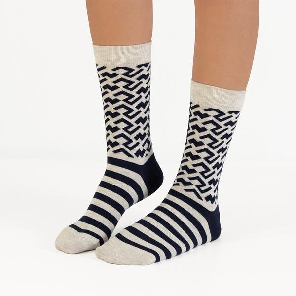 Ballonet Ponožky Sand - 1