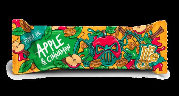 LifeLike Power Bar Apple Cinnamon - 50g
