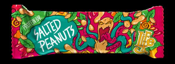 LifeLike Protein Bar Salted Peanuts - 45g