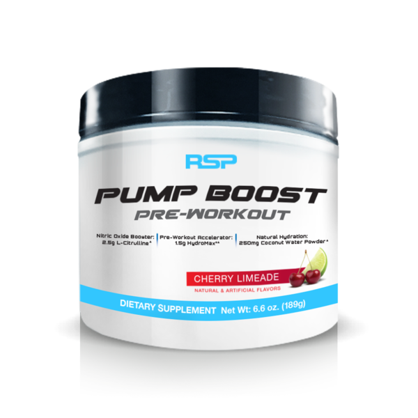 RSP Pump Boost Cherry Limeade - 1