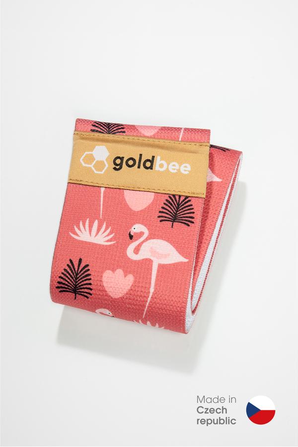 GoldBee BeBooty Flamingo CZ - M, M - 1
