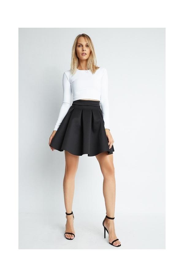 Sugarbird Skirt Livorno Black - 1