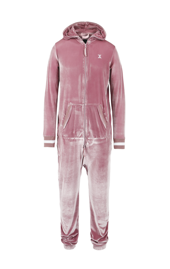 OnePiece Original Velour Faded Pink - M, M - 1