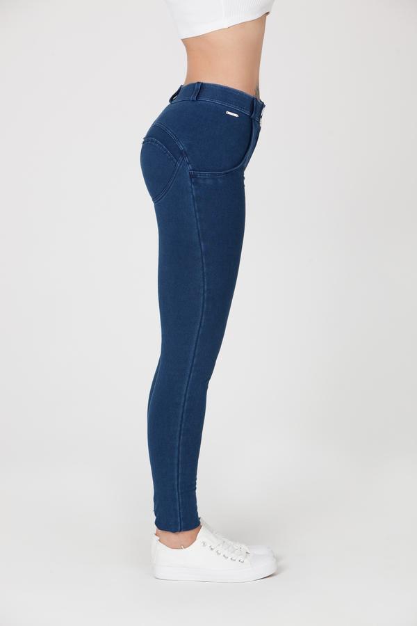 Boost Jeans Mid Waist Dark Blue Pre-Order - 1