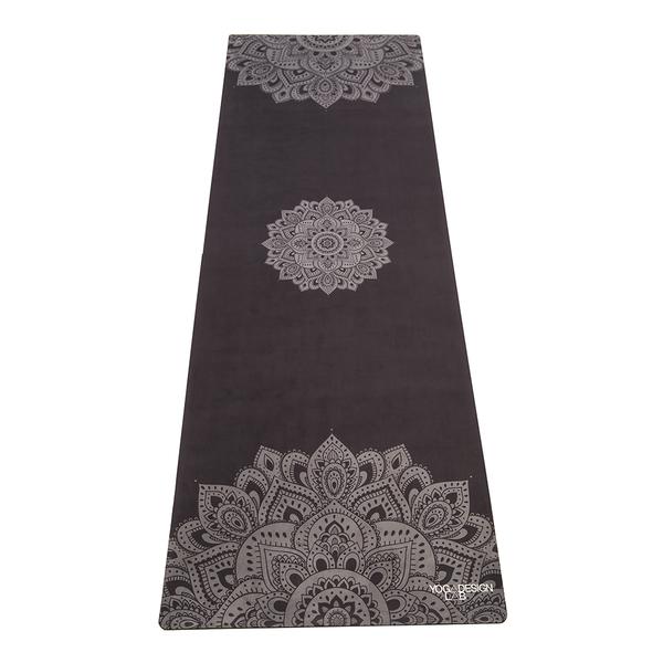 Podložka Na Yogu Mandala Black 1,5mm - 1