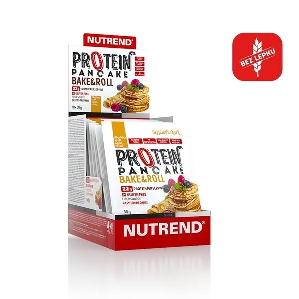 Nutrend Proteinové Palačinky 1 Porce - 1