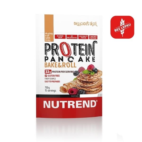 Nutrend Proteinové Palačinky 750g - 1
