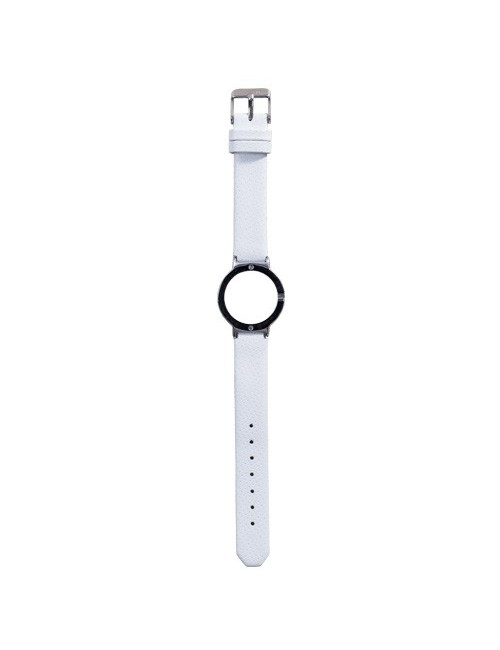 J-Watch Leather Spot White
