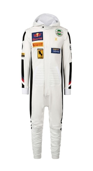 OnePiece Overal Formula White - S, S - 1