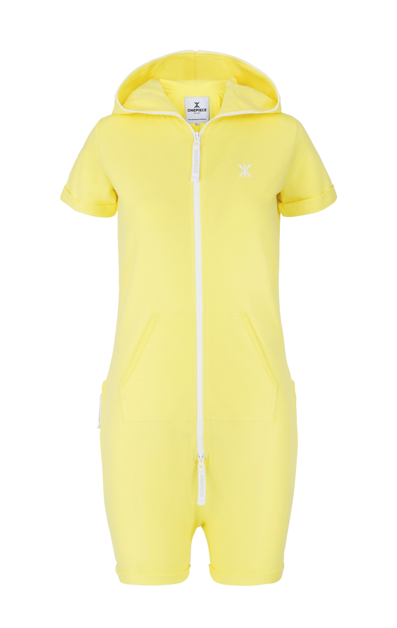OnePiece Fitted Short Soft Yellow - XS, XS - 1