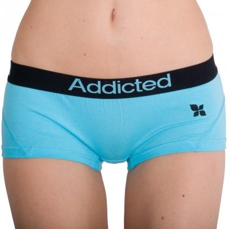 Addicted Kalhotky Modré - 1