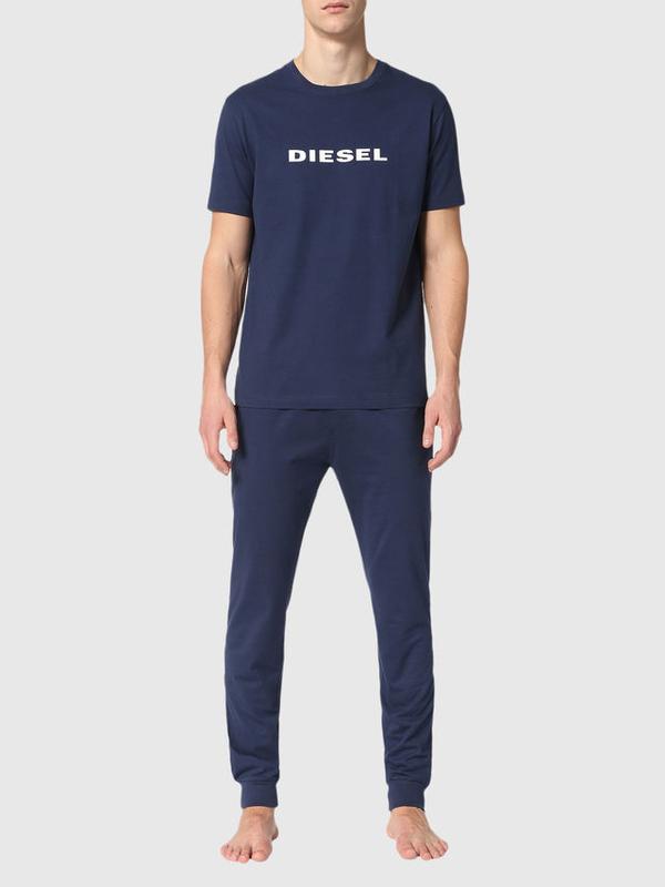 Diesel Pyžamový Set Modrý - S, S - 1