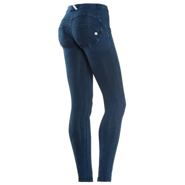 Freddy Jeans Tmavé S Modrými Švy Normální Pas FW17 - L, L - 1