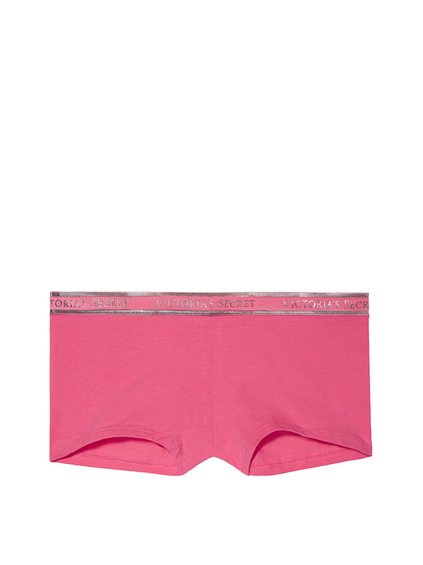 Victoria´s Secret Shorty Mad Love Pink - L, L