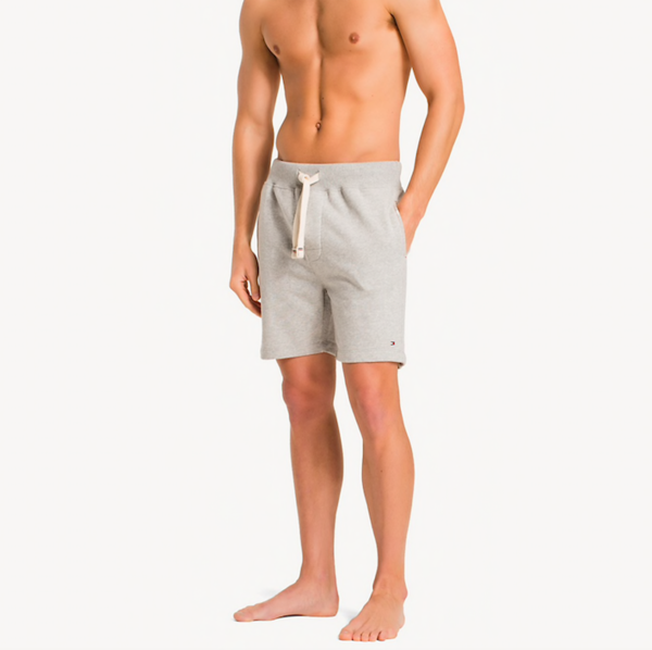 Tommy Hilfiger Kraťase Stretch Cotton Grey - L, L - 1