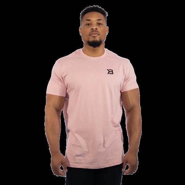 Better Bodies Tričko Essential Tee Light Pink - XL, XL - 1