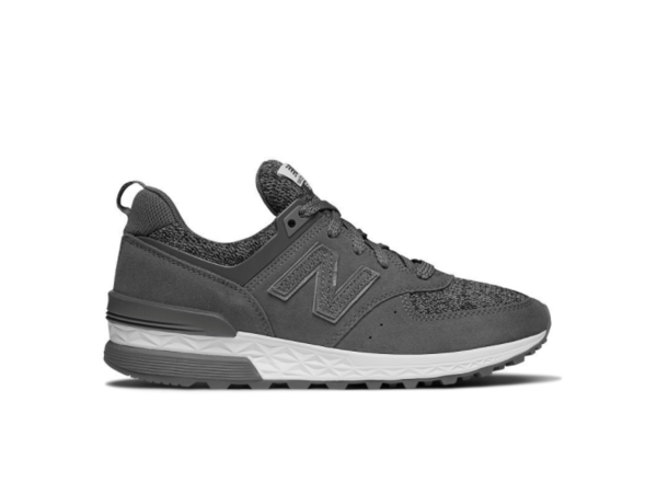 New Balance WS574GRS Dark Grey - 3,5, 3,5