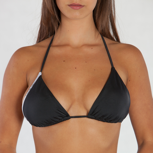 Calvin Klein Plavky NOS Logo Black Vrchní Díl - L, L - 1